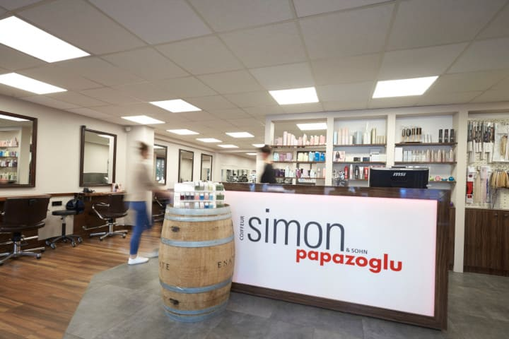 kontakt anfahrt coiffeur simon papazoglu friseur salon in achim bremen posthausen. Black Bedroom Furniture Sets. Home Design Ideas
